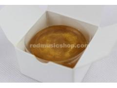Leto quality rosin #8001, containing gold powder, paper box, for Violin,Viola,Cello
