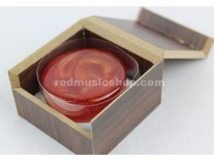 Leto quality rosin #8004, containing gold powder, wooden box, for Erhu,Zhonghu,etc