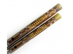 Exquisite Concert grade Bamboo Flute Dizi by Dong Xuehua, Classic masterpiece