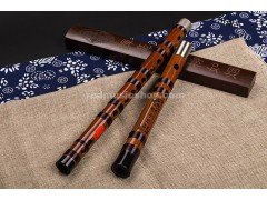 Professional Bamboo Dizi Flute, 1 Section or 2 Sections