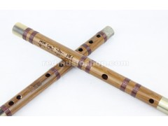 Pluggable yellow sandalwood  wooden Dizi flute,Dizi Kit