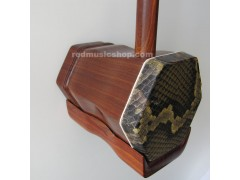 Engraved Rosewood ERHU,with tutorial book+DVD(English)