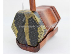 Professional Rosewood ERHU, with tutorial book+DVD(English)