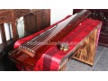 Professional Aged Chinese Fir Wood Guqin, 7-string Zither