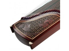 Rosewood Guzheng, Patterns Selectable, Chinese 21-string Zither
