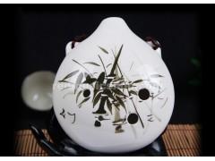 Fengya 6 Hole Ocarina, Hand Painted, 2 Keys and 8 Patterns Available, E0659