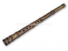 Professional Short Xiao, Yellow Sandalwood, 8 Holes