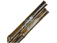 Xiao,Bamboo Flute Xiao,1 section, for beginner