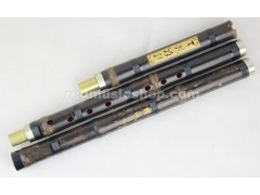 Professional Bamboo Flute Xiao,Pluggable, 3 parts