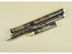 Professional Bamboo Flute Xiao by Huang Lifeng, 3 sections