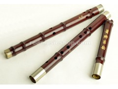 Professional Rosewood Xiao, 8 Holes, 3 Sections