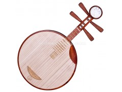 Professional Rosewood Yueqin lute, Moon Guitar
